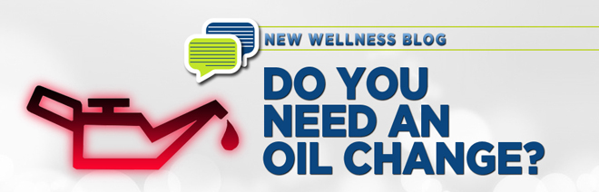 Core Health Blog: Do you need to change your oil?