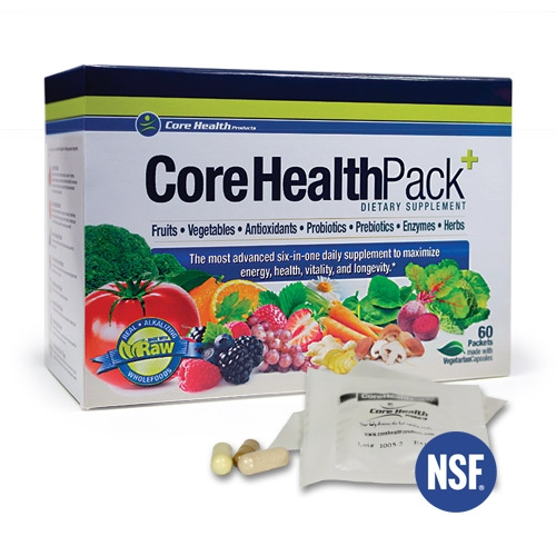 CoreHealthPackSingle_NSF