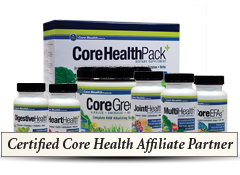 Core Health Products Affiliate