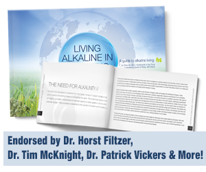 Living Alkaline Book