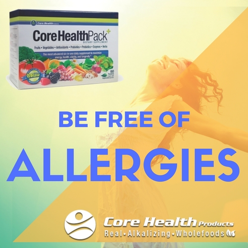 Got Allergies? Get Enzymes!