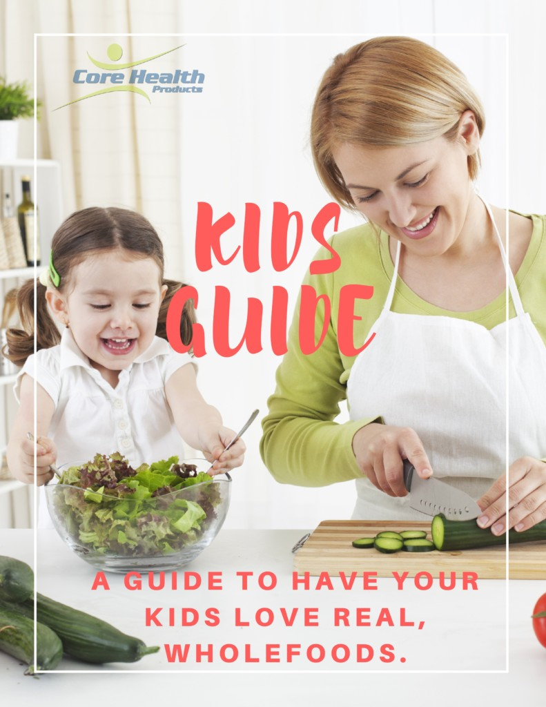 Kids Whole Foods Guide