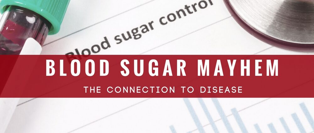 BLOOD SUGAR MAYHEM