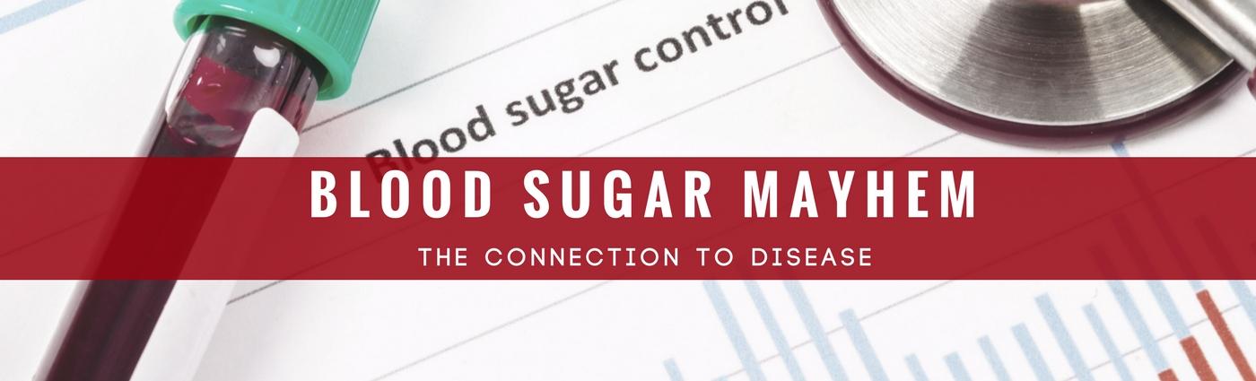 Blood Sugar Mayhem