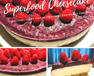 Superfood Cheesecake